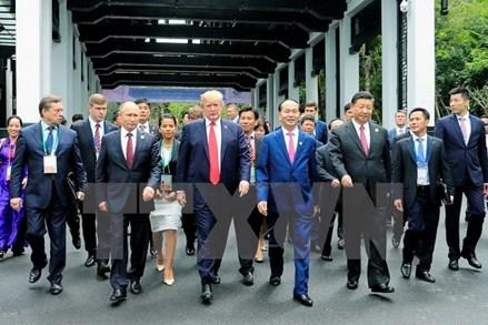 Chủ tịch nước chủ trì Hội nghị các Nhà lãnh đạo kinh tế APEC