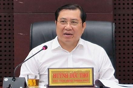 Thủ tướng kỷ luật cảnh cáo Chủ tịch UBND TP Đà Nẵng