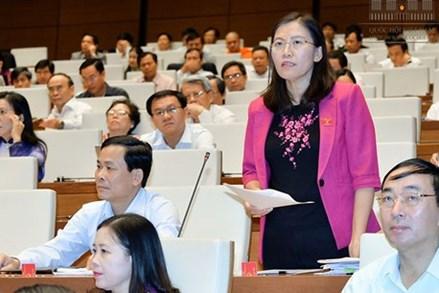 Chủ nhiệm Ủy ban Tư pháp Quốc hội quan ngại dấu mật bị lạm dụng