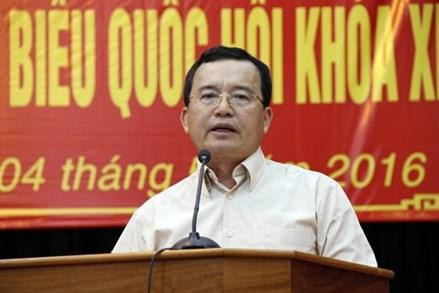 Khởi tố, bắt tạm giam cựu Chủ tịch PVN Nguyễn Quốc Khánh