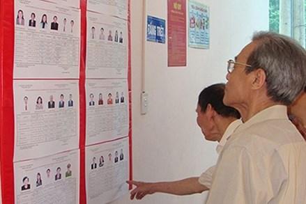 Nguyên lãnh đạo cấp cao tham gia ứng cử phải xin ý kiến Bộ Chính trị