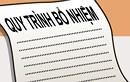 Bổ nhiệm cán bộ diện Bộ Chính trị, Ban Bí thư quản lý phải qua 5 bước