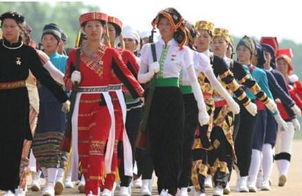Cộng đồng các dân tộc thiểu số trong khối đại đoàn kết toàn dân tộc Việt Nam