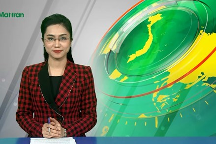 Bản tin Truyền hình Mặt trận số 34