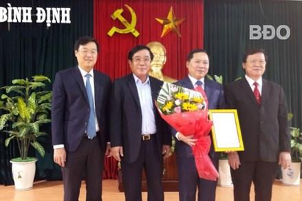 Công bố quyết định đồng chí Nguyễn Phi Long tham gia Ban Thường vụ Tỉnh ủy Bình Định nhiệm kỳ 2015-2020