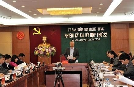 Bài học rút ra từ xử lý sai phạm của lãnh đạo, nguyên lãnh đạo tỉnh Quảng Nam