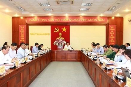 Quảng Ninh: Điều động, bổ nhiệm hàng loạt cán bộ chủ chốt