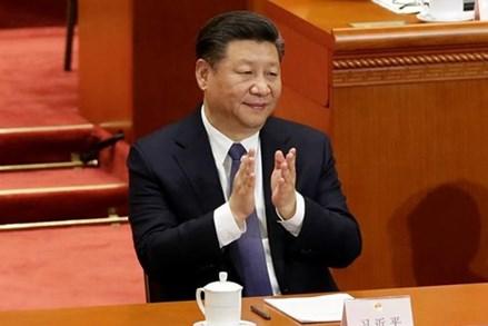 Chủ tịch nước gửi điện mừng Chủ tịch nước Trung Quốc Tập Cận Bình