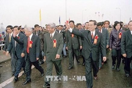 Ông Phạm Thế Duyệt kể về kỷ niệm đặc biệt với ông Phan Văn Khải