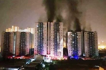 Cháy chung cư lộ ra bất cập trong quản lý phòng cháy chữa cháy