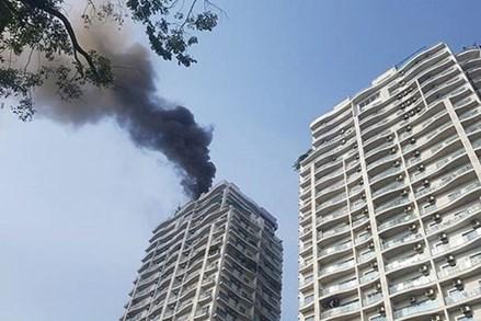 Những vụ cháy nhà cao tầng kinh hoàng khiến người dân hoảng sợ