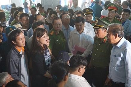 Gần 500 cư dân chung cư Carina ký đơn kiến nghị khẩn