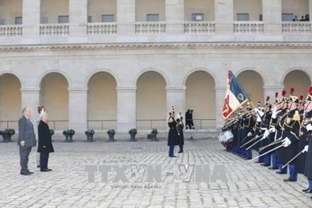 Tổng Bí thư thăm thành phố Choisy Le Roi, gặp gỡ những người bạn Pháp