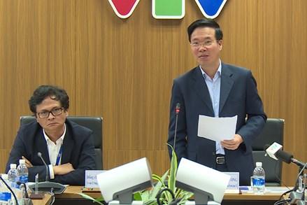 Đài Truyền hình Việt Nam cần dành nhiều thời lượng cho vấn đề quốc kế dân sinh