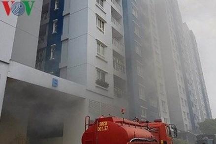 Bộ Xây dựng nói gì về các vụ cháy chung cư?