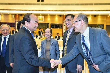Tổ Tư vấn kinh tế của Thủ tướng gồm những ai sau khi 1 thành viên rút
