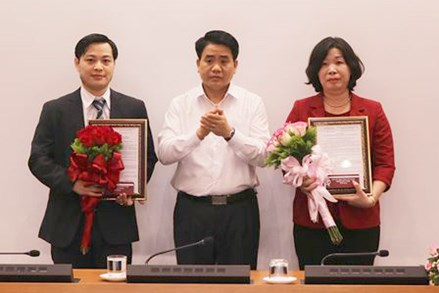 Con trai nguyên Chủ tịch Hà Nội Nguyễn Quốc Triệu làm Phó đốc Sở Khoa học và Công nghệ