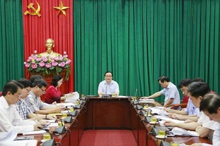 """Bí thư Hà Nội yêu cầu khẩn trương làm rõ vụ CSGT """"làm luật như ảo thuật"""""""