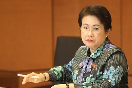 Cách hết chức vụ, đề nghị bãi nhiệm ĐBQH đối với bà Phan Thị Mỹ Thanh