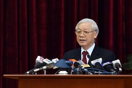 Toàn văn phát biểu của Tổng Bí thư bế mạc Hội nghị Trung ương 7