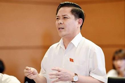 """Những vấn đề """"nóng"""" nào đợi Bộ trưởng GTVT Nguyễn Văn Thể tại chất vấn Quốc hội?"""