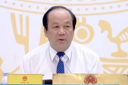 Bộ trưởng Mai Tiến Dũng: Từ nay bán đất công phải được đấu giá minh bạch