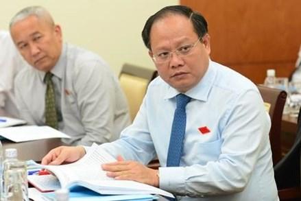Đề xuất kỷ luật ông Tất Thành Cang, Phó Bí thư thường trực TPHCM