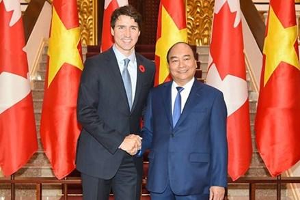 Nâng cao vị thế của Việt Nam, thúc đẩy quan hệ Việt Nam-Canada