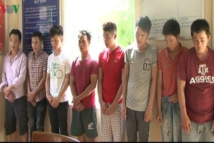 Các đối tượng quá khích đốt phá, gây rối tại Bình Thuận khai gì? 