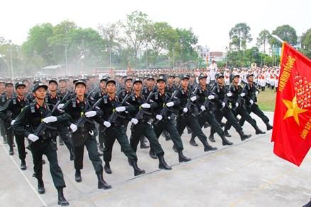 K20 là lực lượng nào của Bộ Công an?