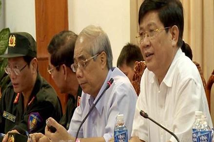 Bộ Công an: Xử lý nghiêm kẻ cầm đầu vụ gây rối tại trụ sở UBND tỉnh Bình Thuận