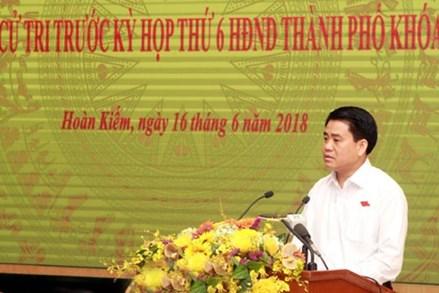 Lý giải việc xây dựng nhà cao tầng tại Thủ đô của Chủ tịch Hà Nội
