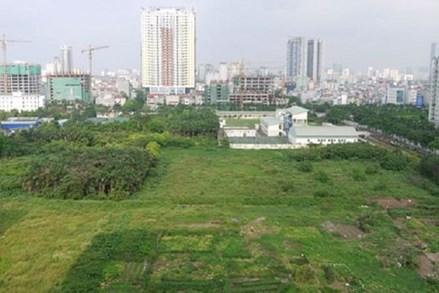 Có được tặng cho đất nằm trong quy hoạch không?