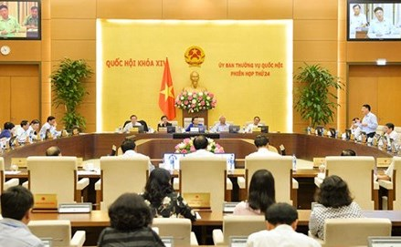 Thường vụ Quốc hội tiếp tục cho ý kiến về Luật Phòng chống tham nhũng