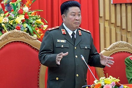 """""""Trung tướng Bùi Văn Thành sẽ không còn là Thứ trưởng Bộ Công an"""""""