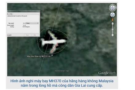 Gia Lai báo cáo điều tra vụ phát hiện vị trí máy bay MH370