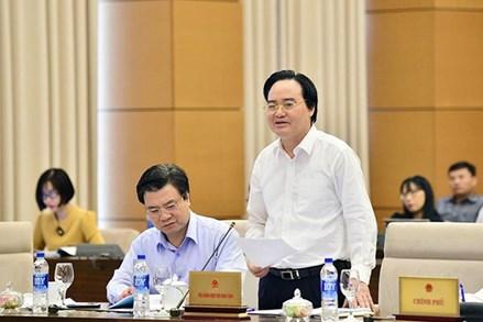 PCT Quốc hội Phùng Quốc Hiển: Xuất bản, sử dụng sách giáo khoa còn bất hợp lý và lãng phí