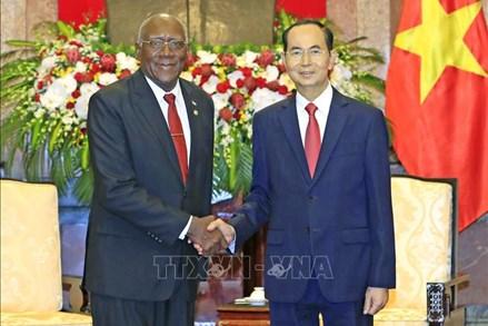 Quan hệ Việt Nam-Cuba tiếp tục được củng cố và phát triển toàn diện