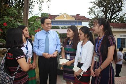 Thực trạng và giải pháp công tác phát triển giáo dục ở vùng dân tộc thiểu số hiện nay