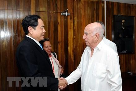 Lãnh đạo Cuba tin tưởng tiềm năng phát triển hợp tác với Việt Nam
