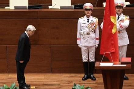 Tổng Bí thư làm Chủ tịch nước: Đảng, Quốc hội đã chọn được một người xứng đáng