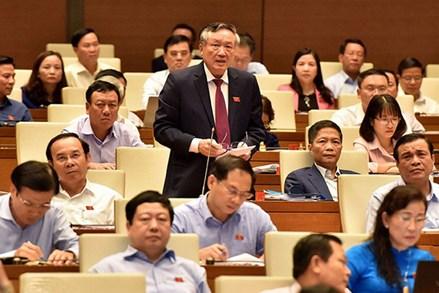 Chánh án Nguyễn Hòa Bình: Đề nghị Quốc hội ghi nhận ý kiến đại biểu về vấn đề biên chế của Tòa án