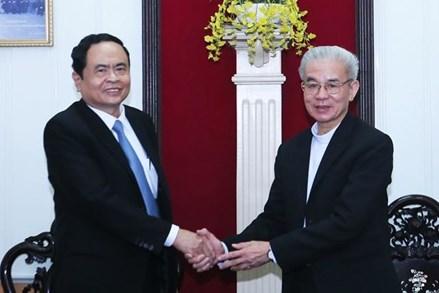 Quá trình hình thành và phát triển của Ủy ban Đoàn kết Công giáo Việt Nam - Nhìn từ phương diện trách nhiệm xã hội của người Công giáo