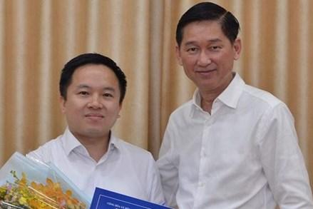 Ông Từ Lương được bổ nhiệm làm Phó Giám đốc Sở Thông tin và Truyền thông TP.HCM