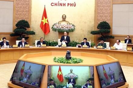 Nội dung Nghị quyết phiên họp Chính phủ thường kỳ tháng 11
