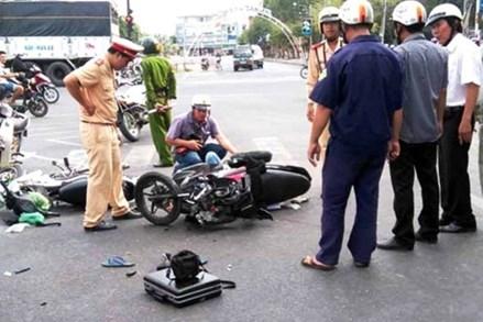 """110 người chết vì tai nạn giao thông: Đừng để """"buồn như Tết"""""""