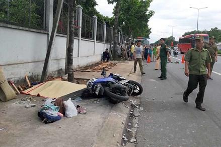 110 người tử vong do tai nạn trong 4 ngày nghỉ Tết dương lịch