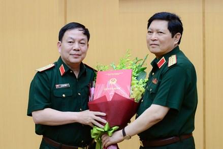 Thiếu tướng Lê Đăng Dũng được giao Quyền Chủ tịch, TGĐ Viettel