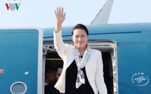 Chủ tịch Quốc hội sẽ thăm Maroc, Pháp, tham dự Đại hội đồng IPU