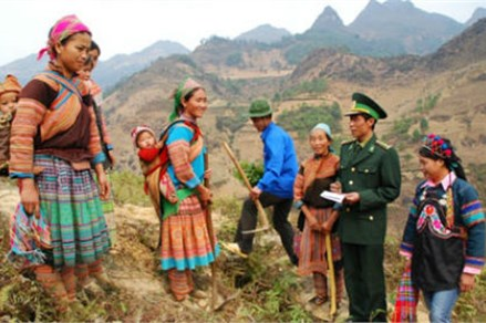 Đổi mới sự lãnh đạo của các cấp ủy đảng đối với công tác dân tộc, tôn giáo vùng dân tộc thiểu số ở Việt Nam hiện nay